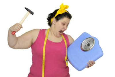 когда начинает уходить вес при похудении