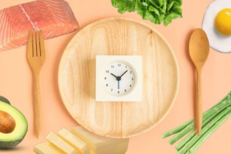 во сколько нужно кушать чтобы похудеть время